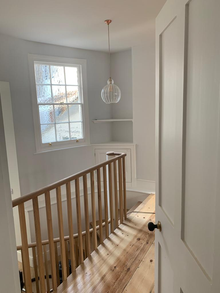 Repainting Interior Doors