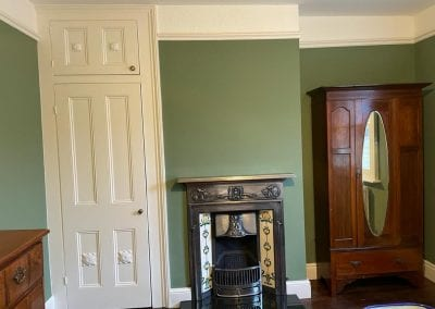 Bedroom Door Restoration