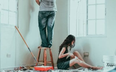 10 Mistakes to Avoid When Painting Your Home