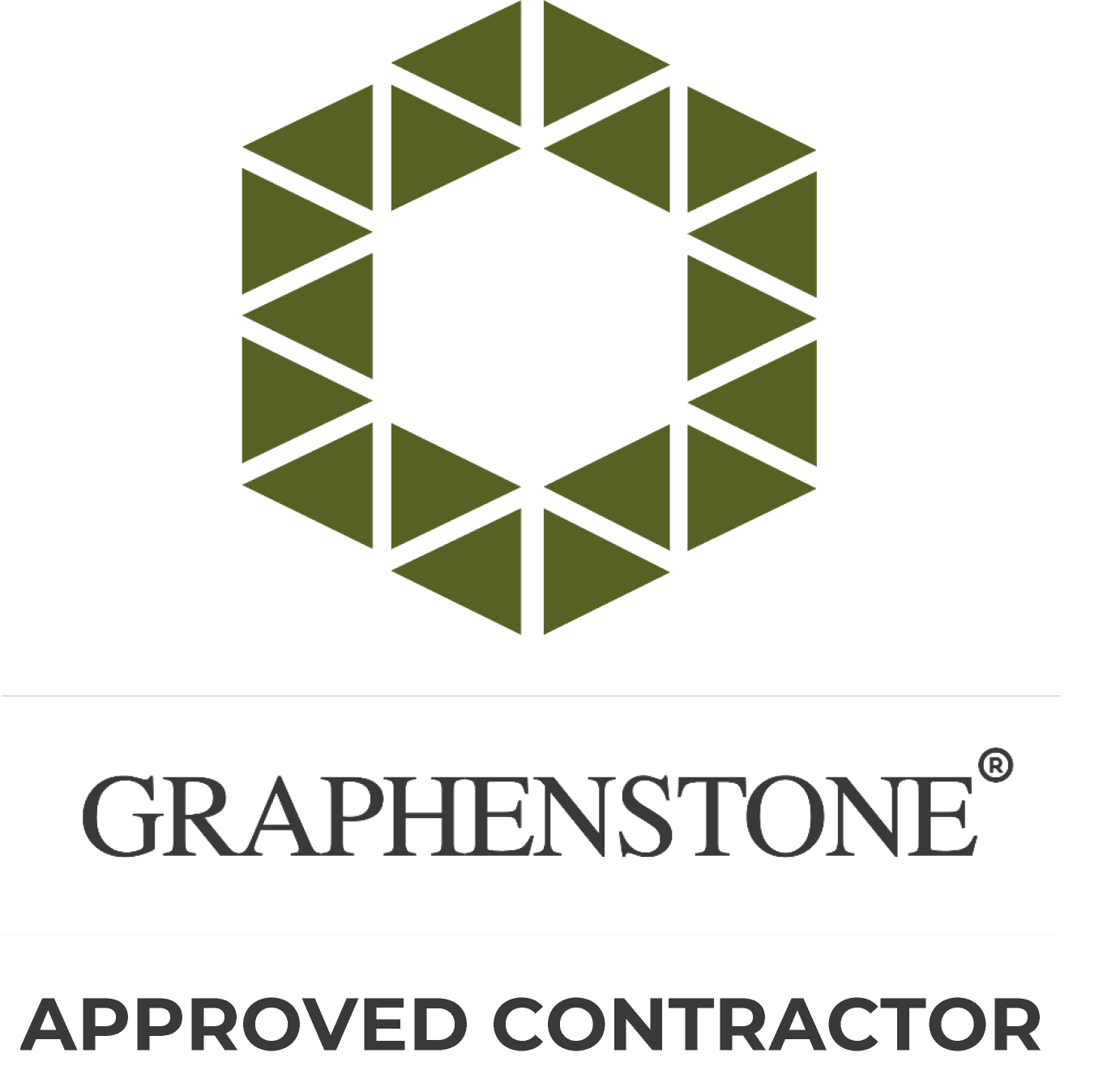 Graphenstone - APPROVED CONTRACTOR LOGO
